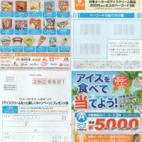 2017/7/31(8/31)〆「アイスクリームもっと楽しくキャンペーンプレゼント」☆アイスメーカー☆