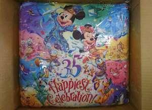 ディズニー35周年 クッション