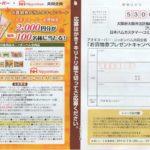 アオキスーパー×ニッポンハム「お買物券プレゼントキャンペーン」2019/11/30〆