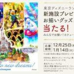 「KIRIN presents 新エリアを先取り!東京ディズニーランド新施設ご招待キャンペーン」2020/1/14〆